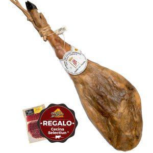 Jamón Ibérico de Cebo Julián del Águila 8,5 kilos