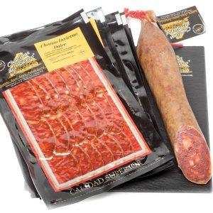 Chorizo Invierno Dulce loncheado